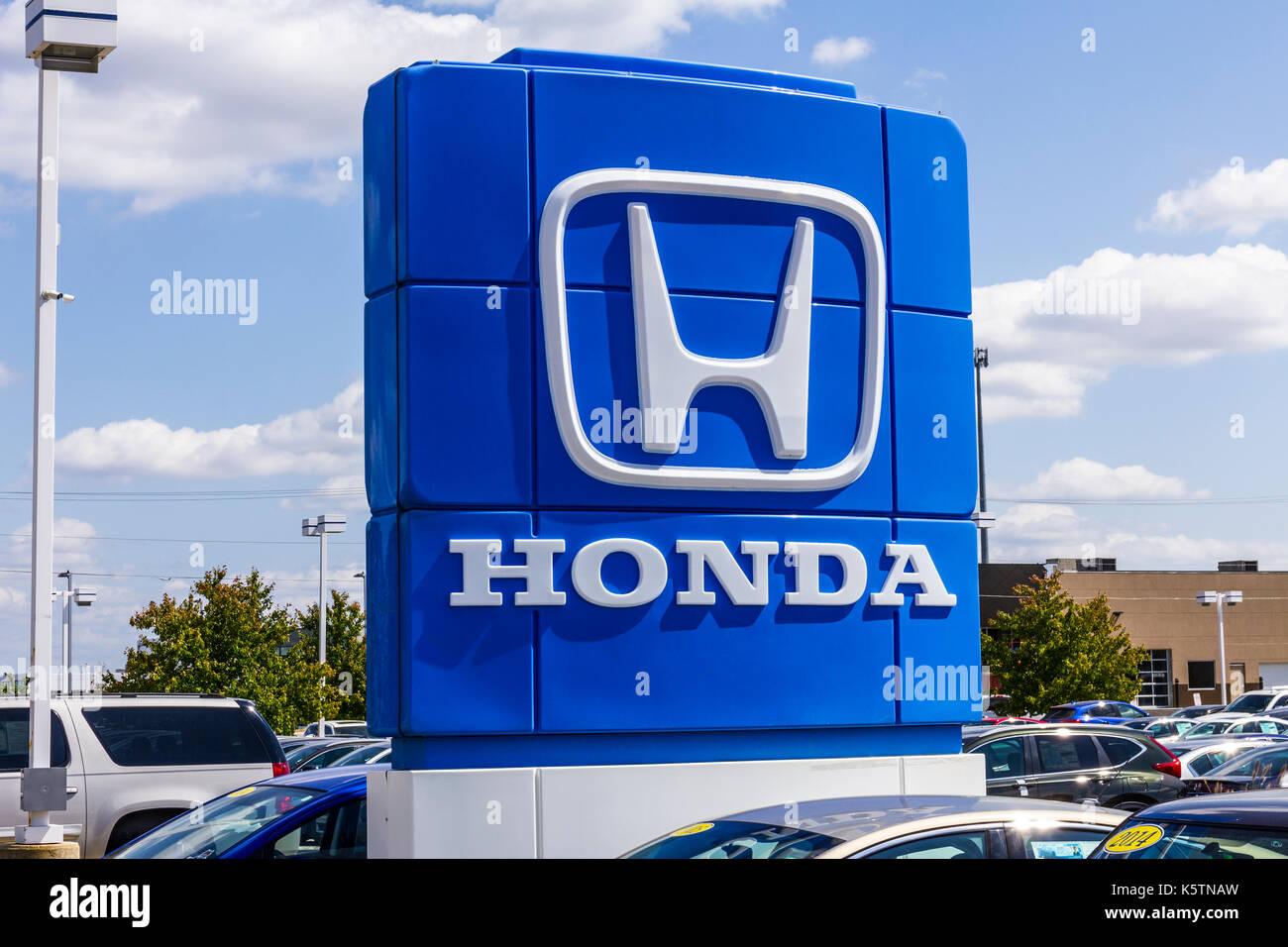 Accord logo stock photos accord logo stock images alamy for Honda motor company stock
