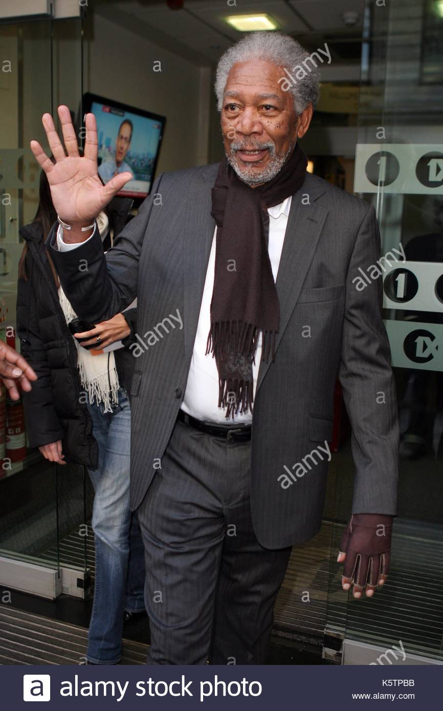Morgan Freeman. Morgan Freeman leaving BBC Radio One ...