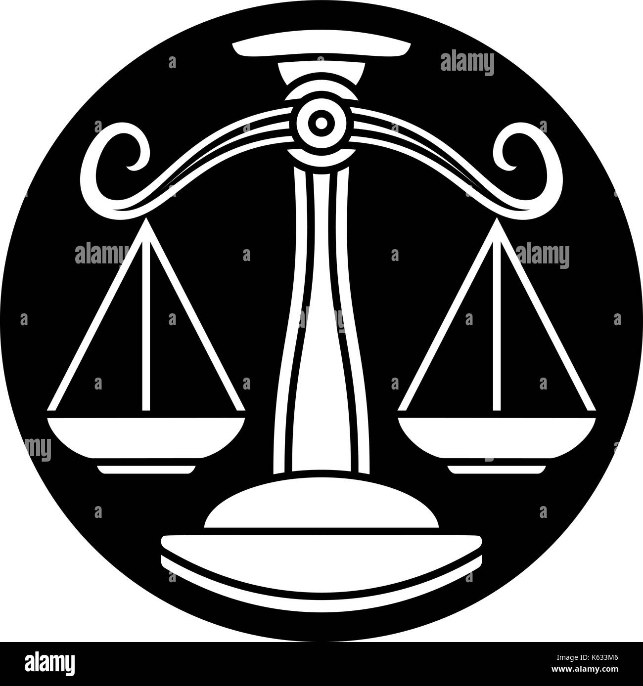 libra constellation stock vector images alamy