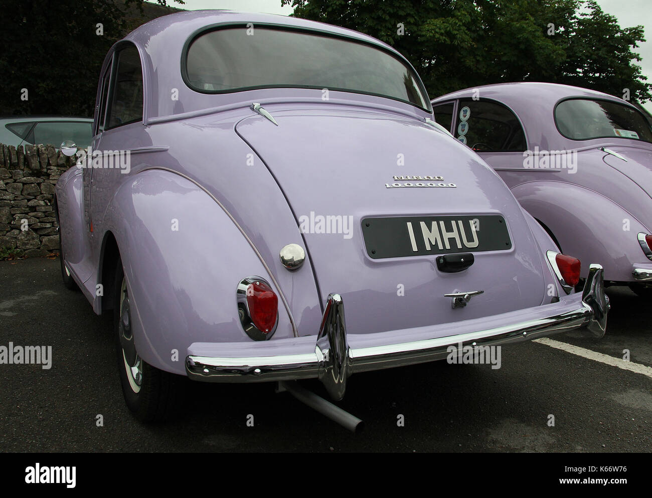Mauve Car Stock Photos Mauve Car Stock Images Alamy