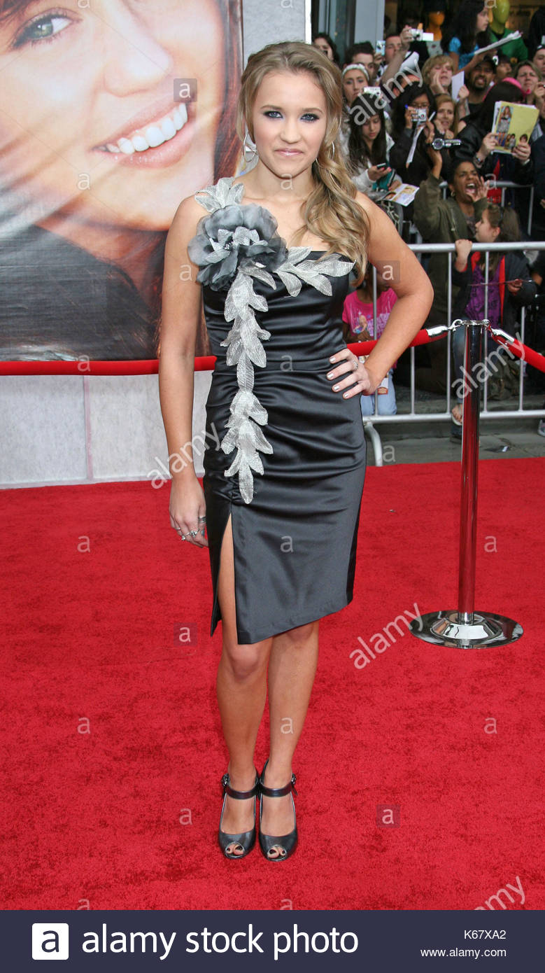 the movie emily osment miley cyrus stock photos amp the