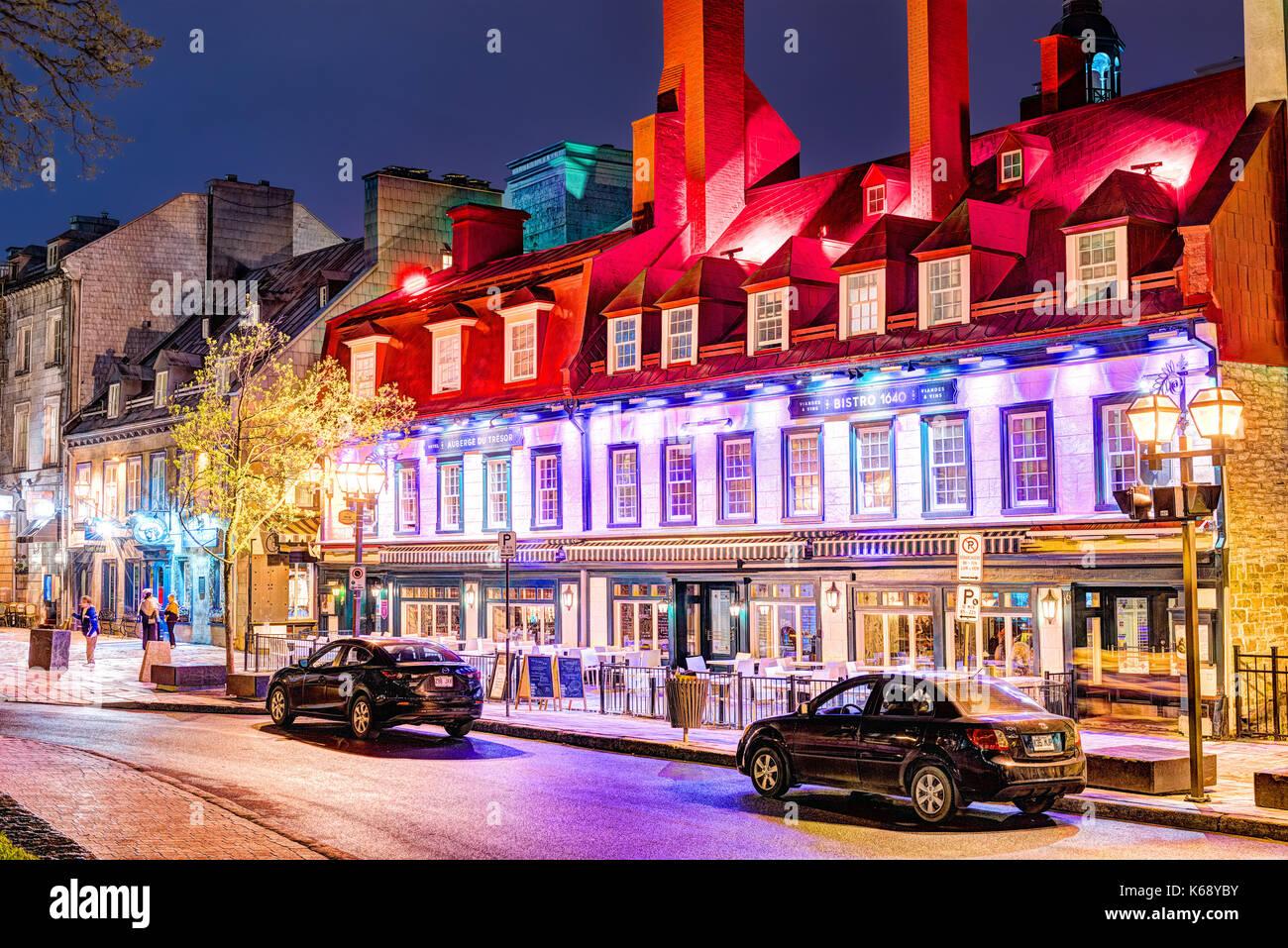 Hotel Sainte Anne Old Quebec