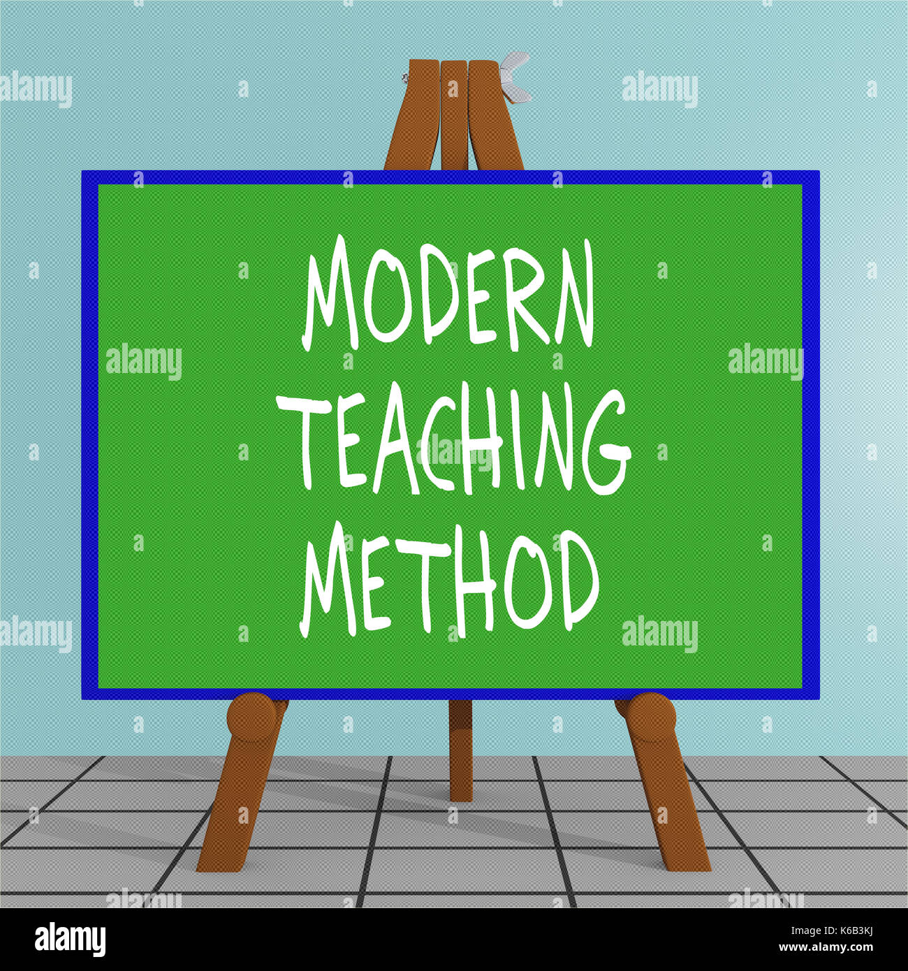 Modern Classroom Teaching Methods ~ Student award class stock photos