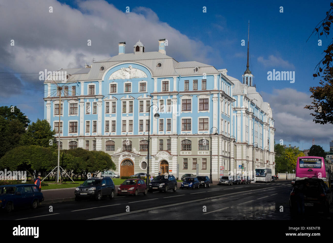 Nakhimov College in St. Petersburg 25