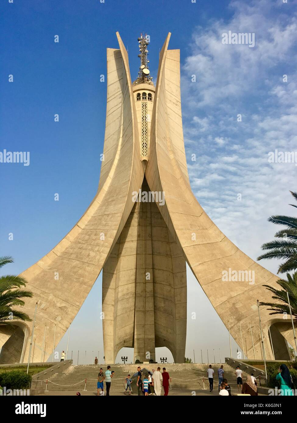 Maqam Echahid |Makam Echahid in Algiers |Algiers |Diary Store