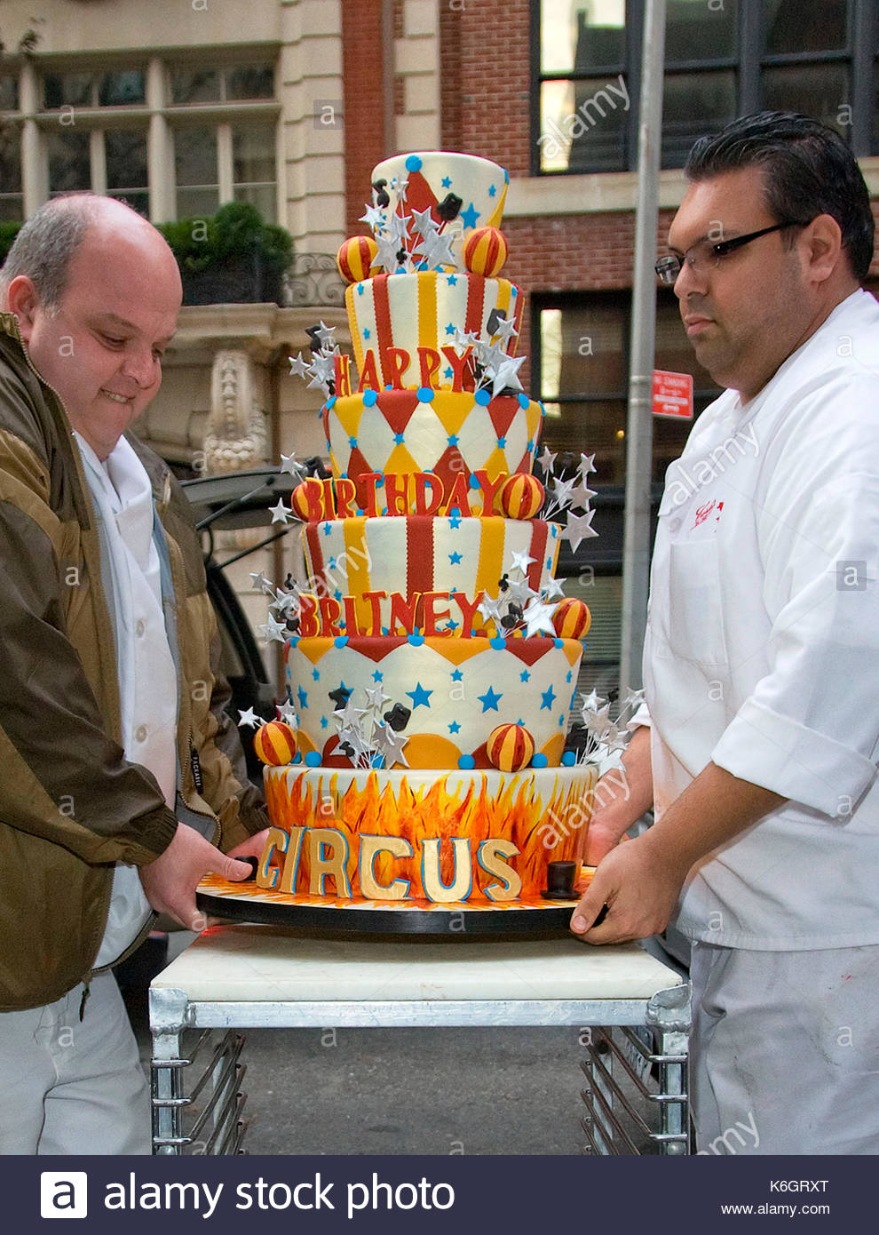 Th Of July St Birthday Cake
