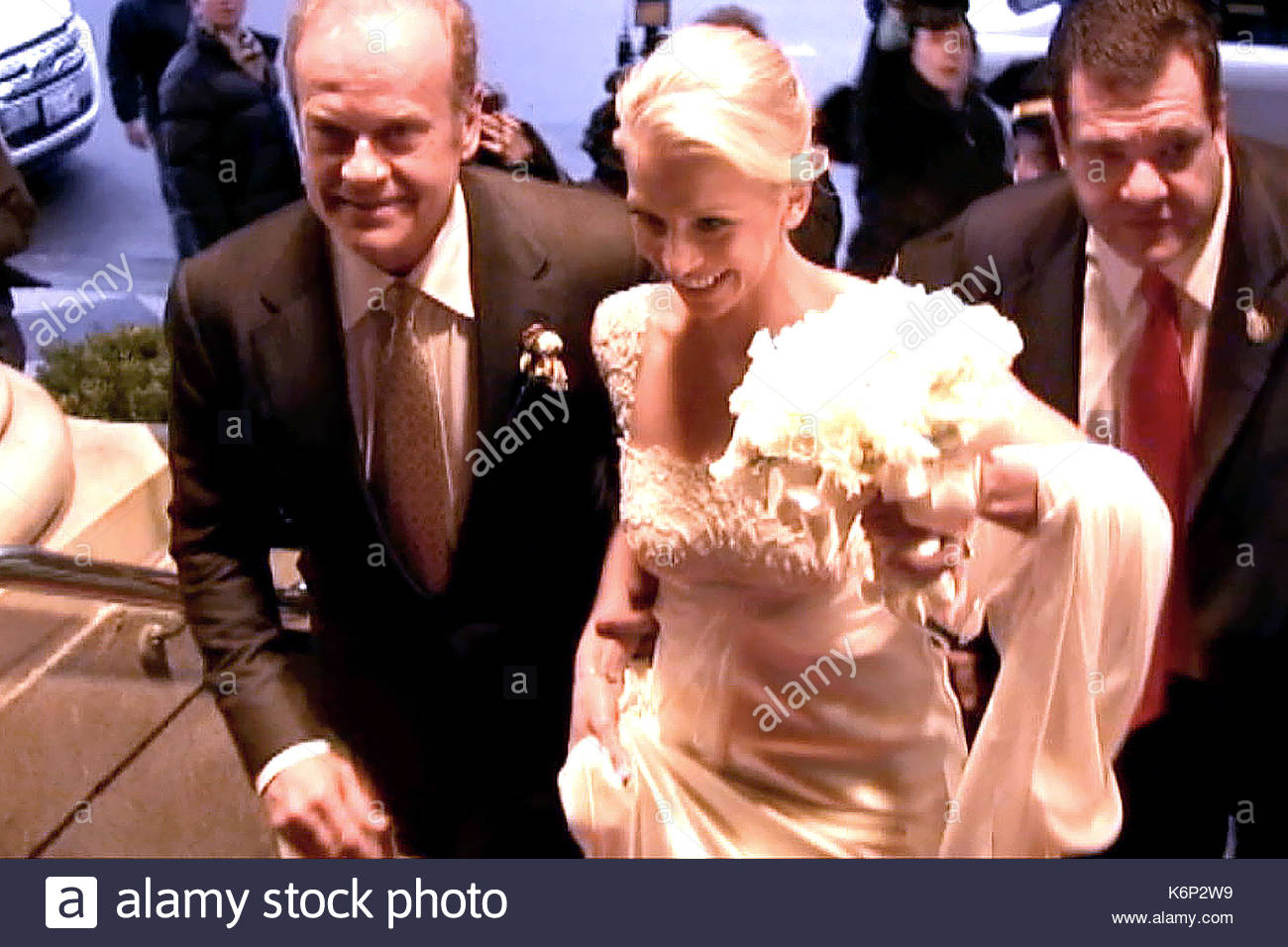 Kelsey Grammer Kayte Walsh Wedding