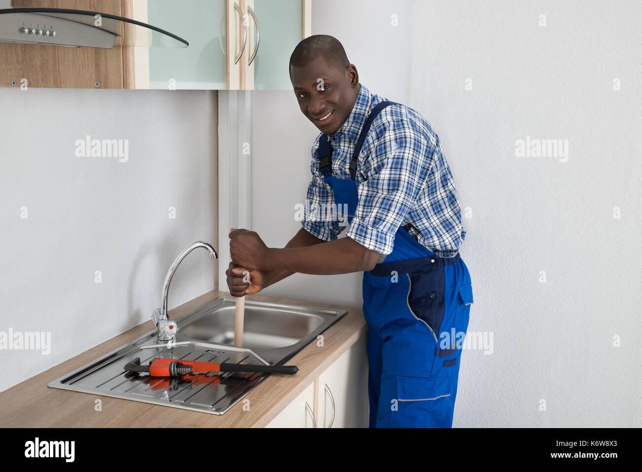 Unclog Kitchen Sink Wow Blog