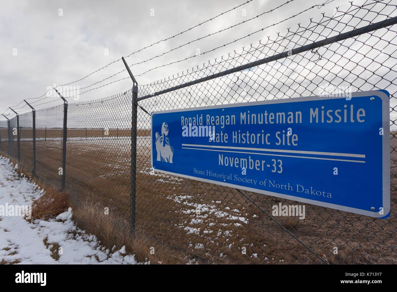 Map Us Missile Silos%0A United States  North Dakota  Cooperstown  Ronald Reagan Minuteman Missile  State Historic Site