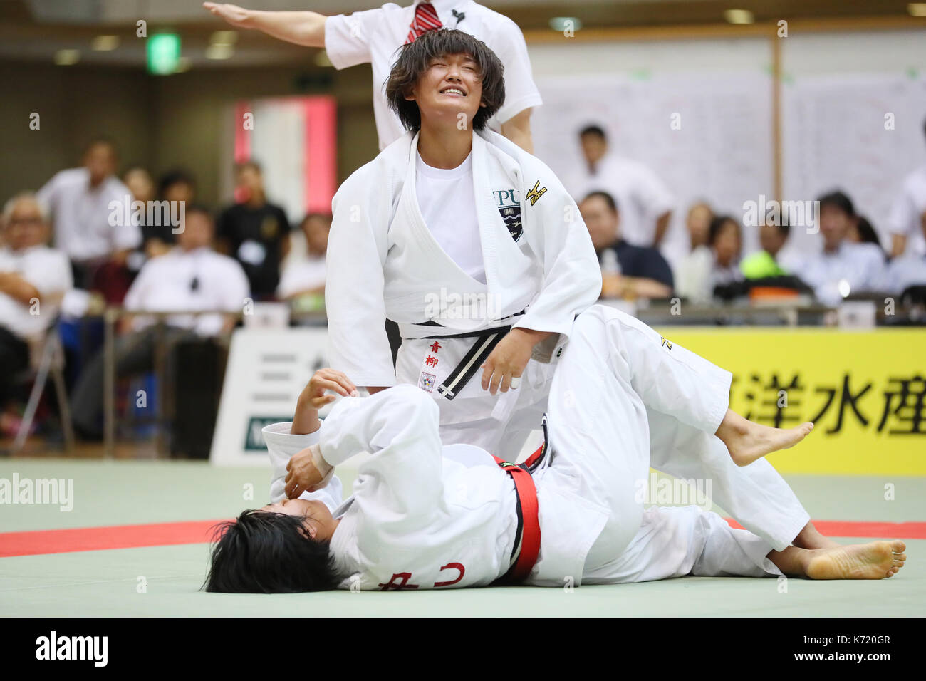 Saitama Kenritsu Budokan Saitama Japan 10th Sep 2017 U to D