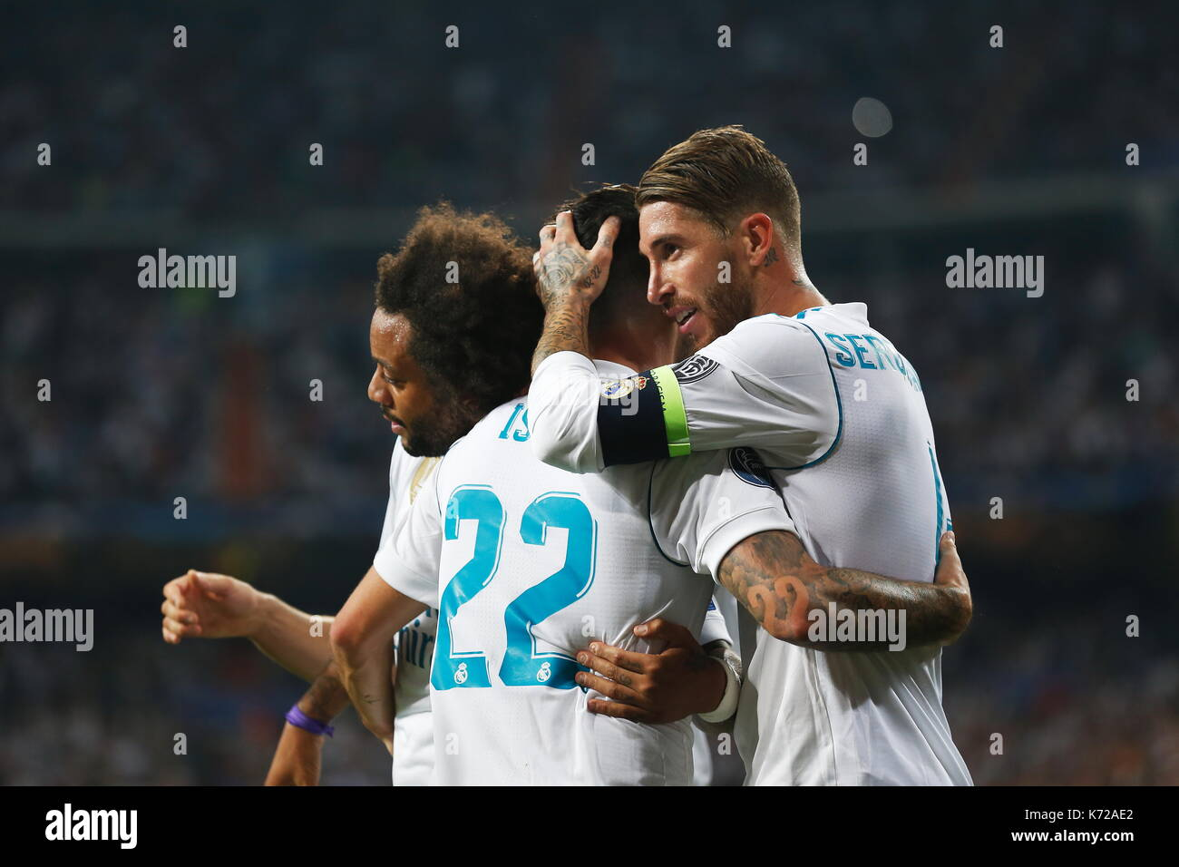 L R Real Madrid Players Stock Photos L R Real Madrid Players  # Muebles Getafe Butragueno
