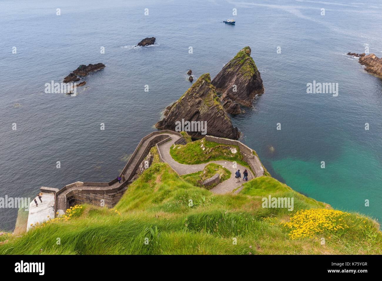 how to get to dunquin pier