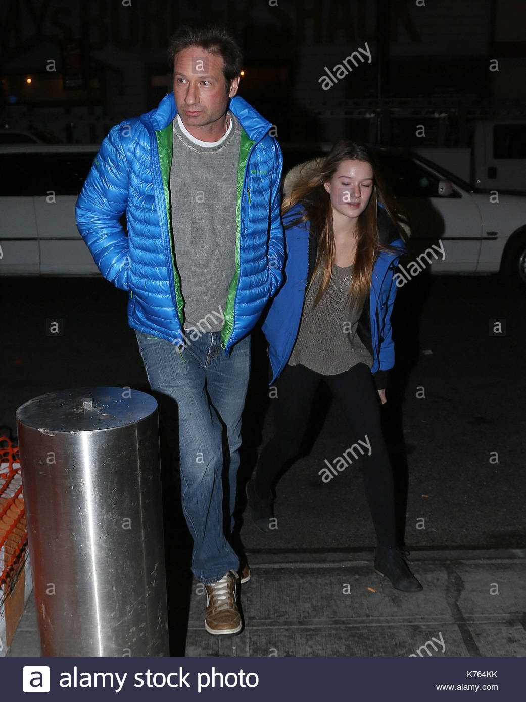 Madelaine West Duchovny Stock Photos & Madelaine West ...