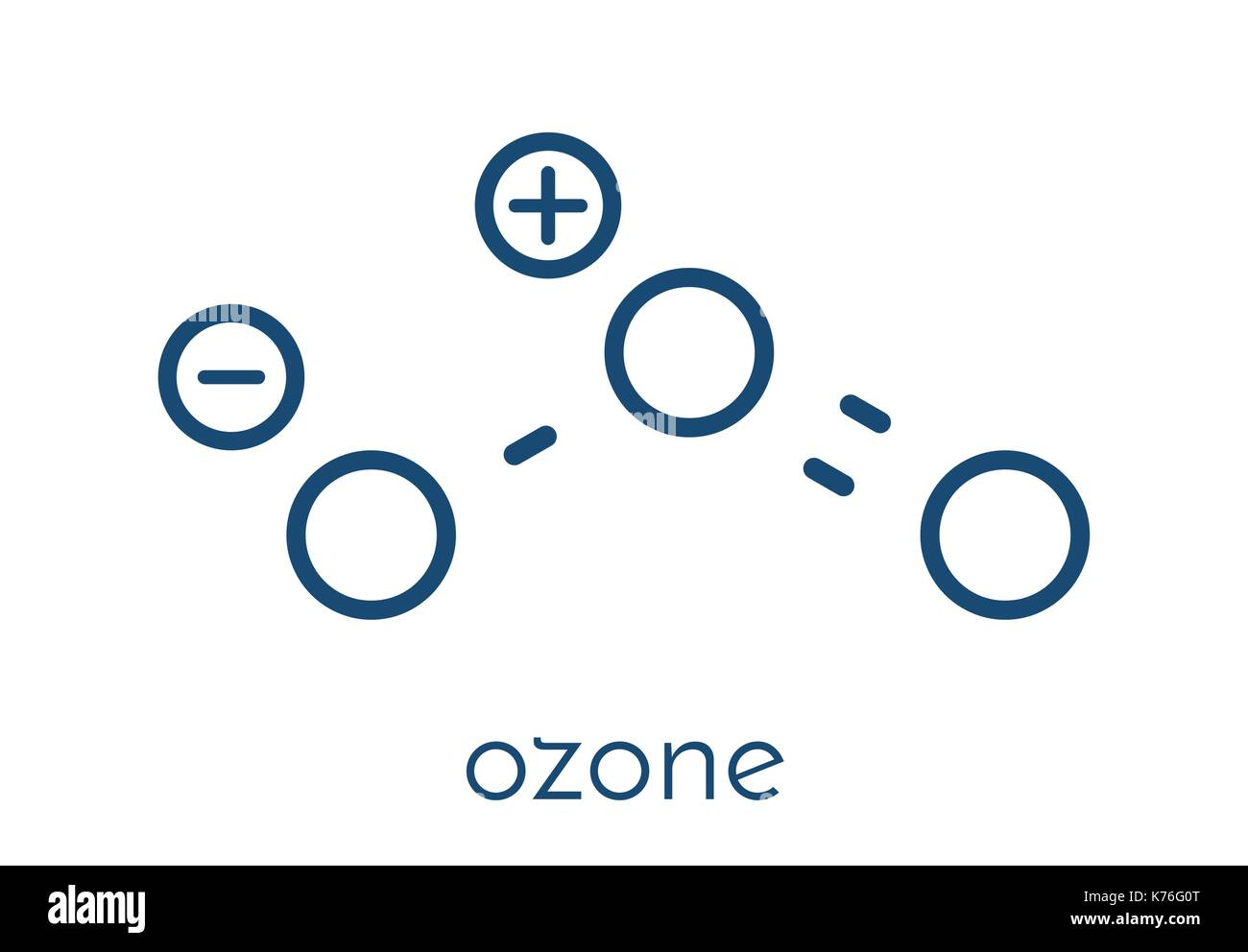 Chemical formula air stock photos chemical formula air stock ozone trioxygen o3 molecule chemical structure skeletal formula stock buycottarizona Image collections