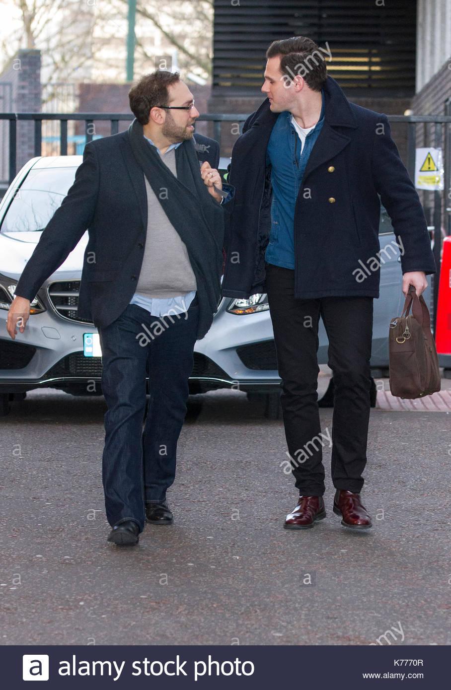 Ben Caplan and Leo Staar. Actors Ben Caplan and Leo Staar ...