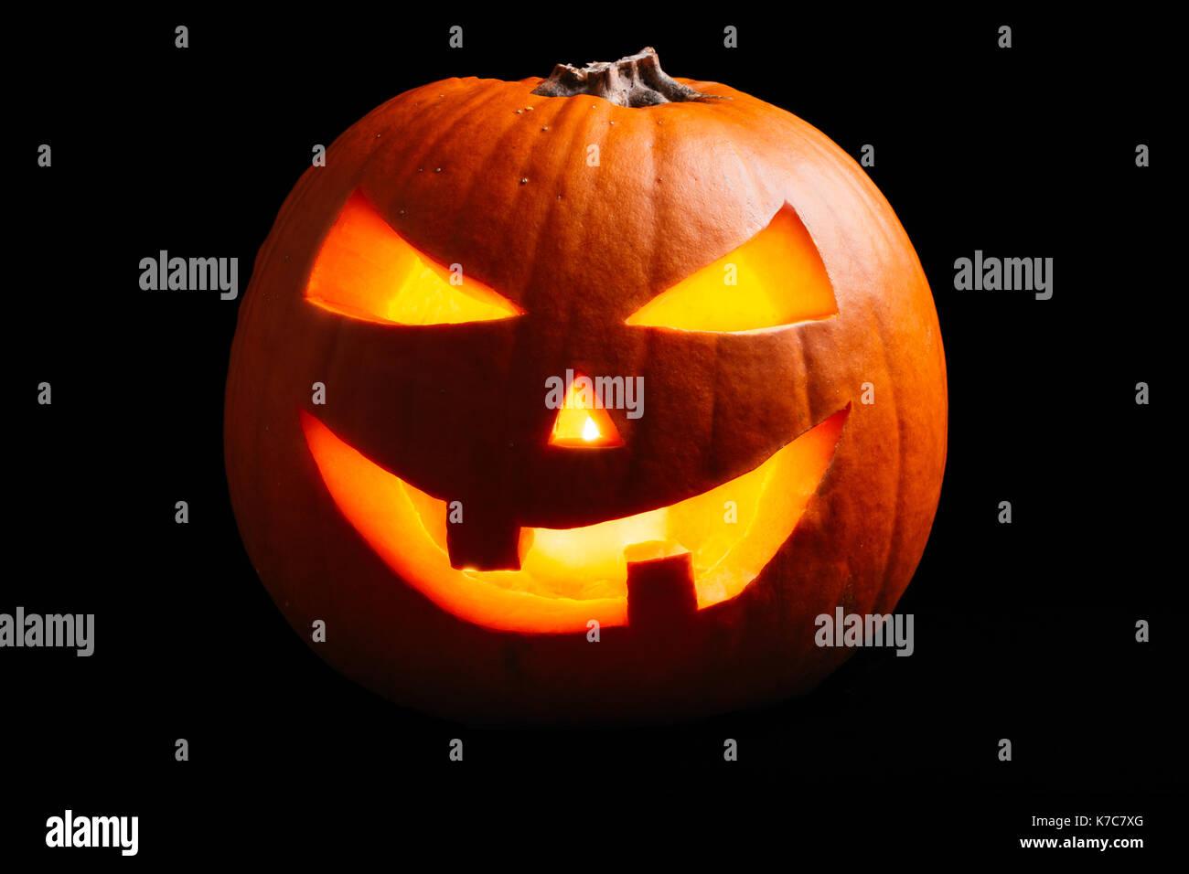Pumpkin Black Lantern 40