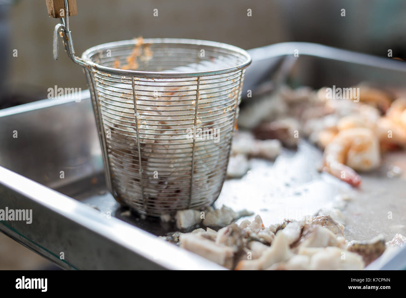 Rice sieve stock photos rice sieve stock images alamy for Piece of fish