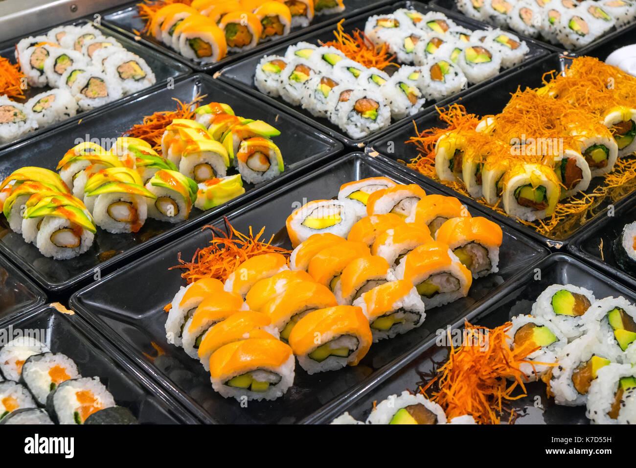Seafood Buffet Restaurant Stock Photos & Seafood Buffet Restaurant Stock Images - Alamy