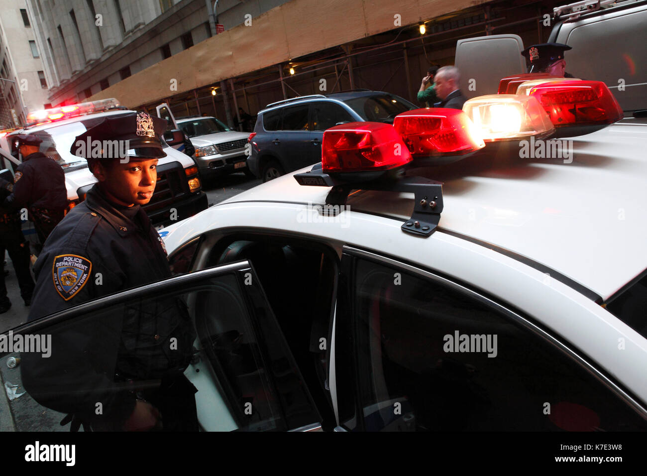 Police corruption united states stock photos police for Wall street motor cars