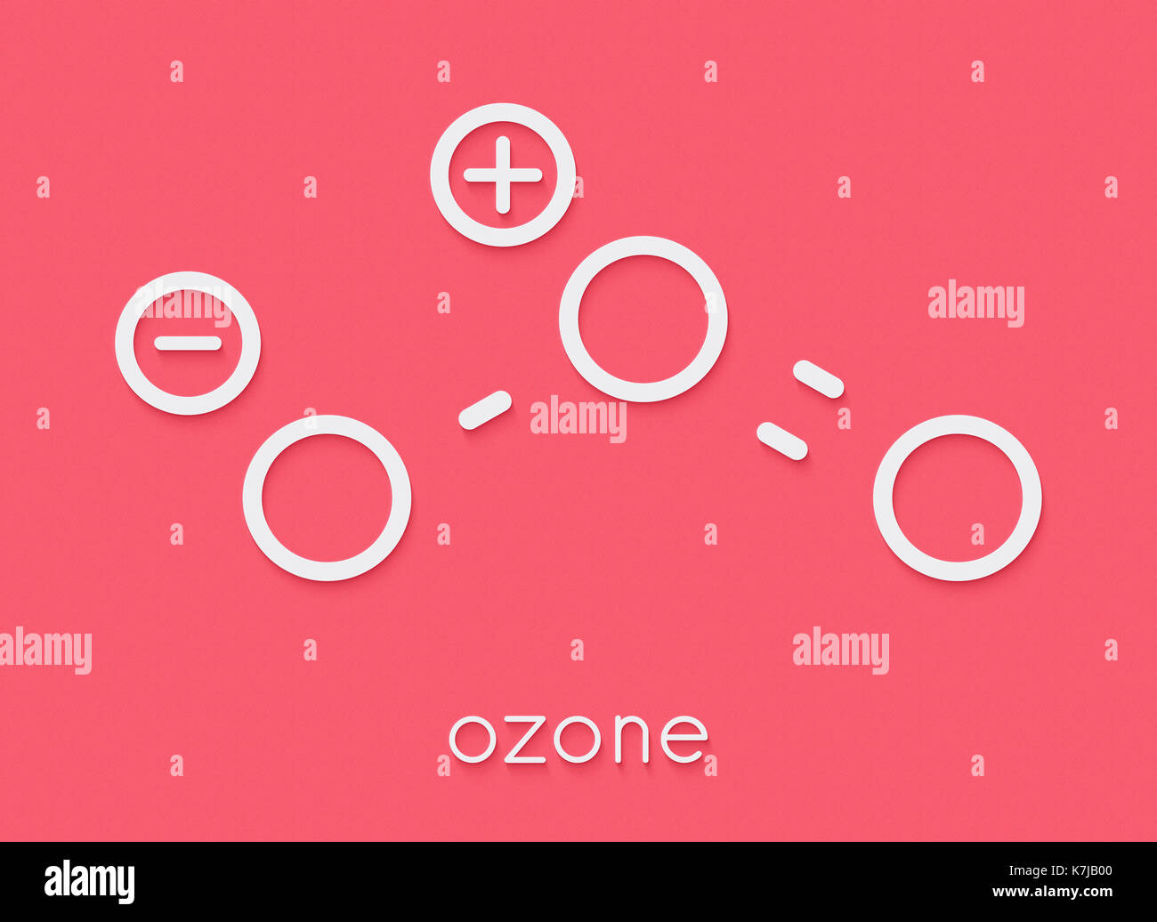 Ozone trioxygen o3 molecule chemical structure skeletal ozone trioxygen o3 molecule chemical structure skeletal formula buycottarizona Image collections