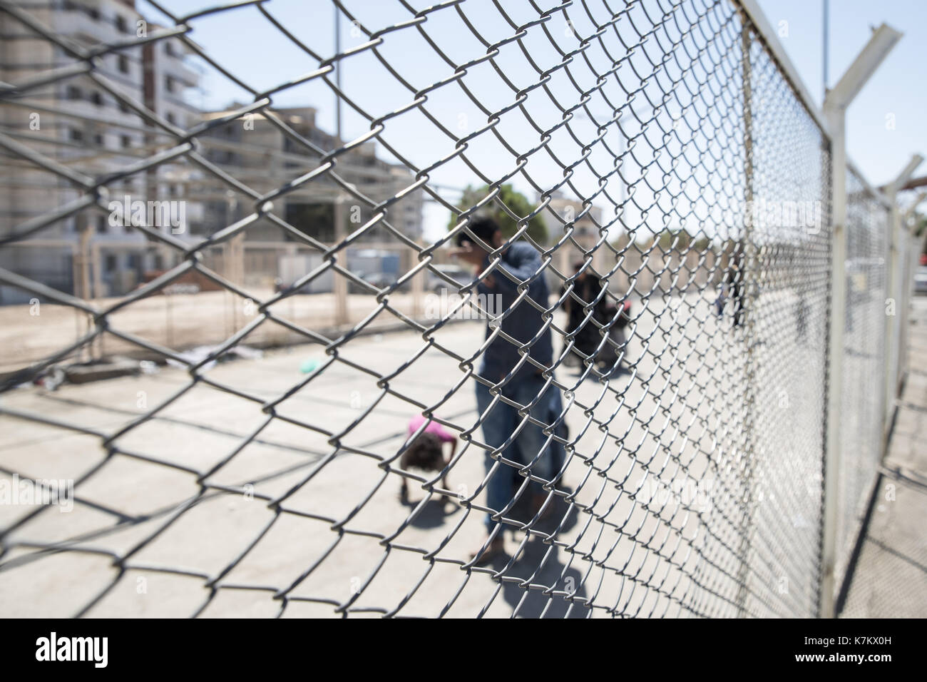 Turkey Syria Kilis Border Stock Photos & Turkey Syria Kilis Border ...