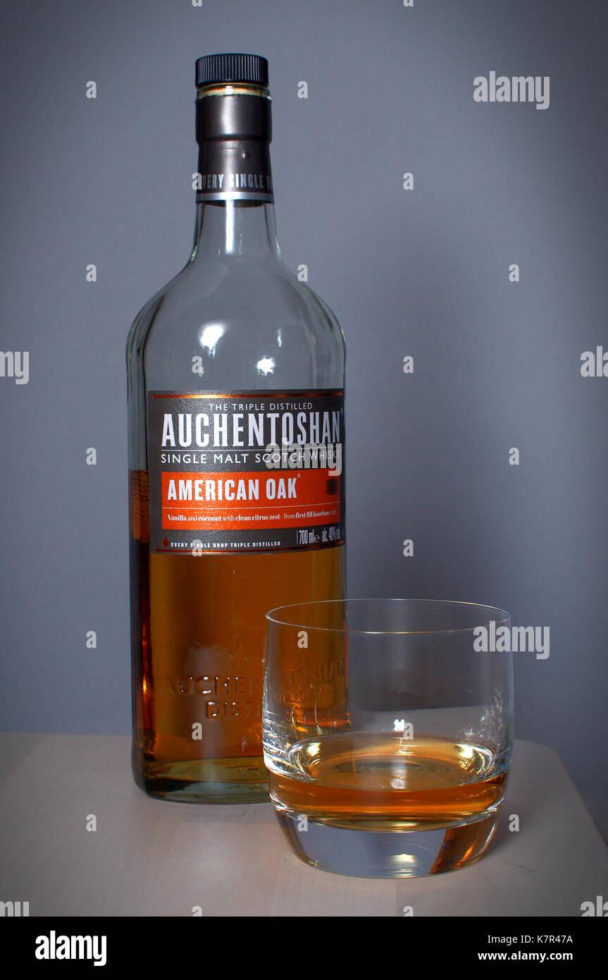Auchentoshan Whisky Glass