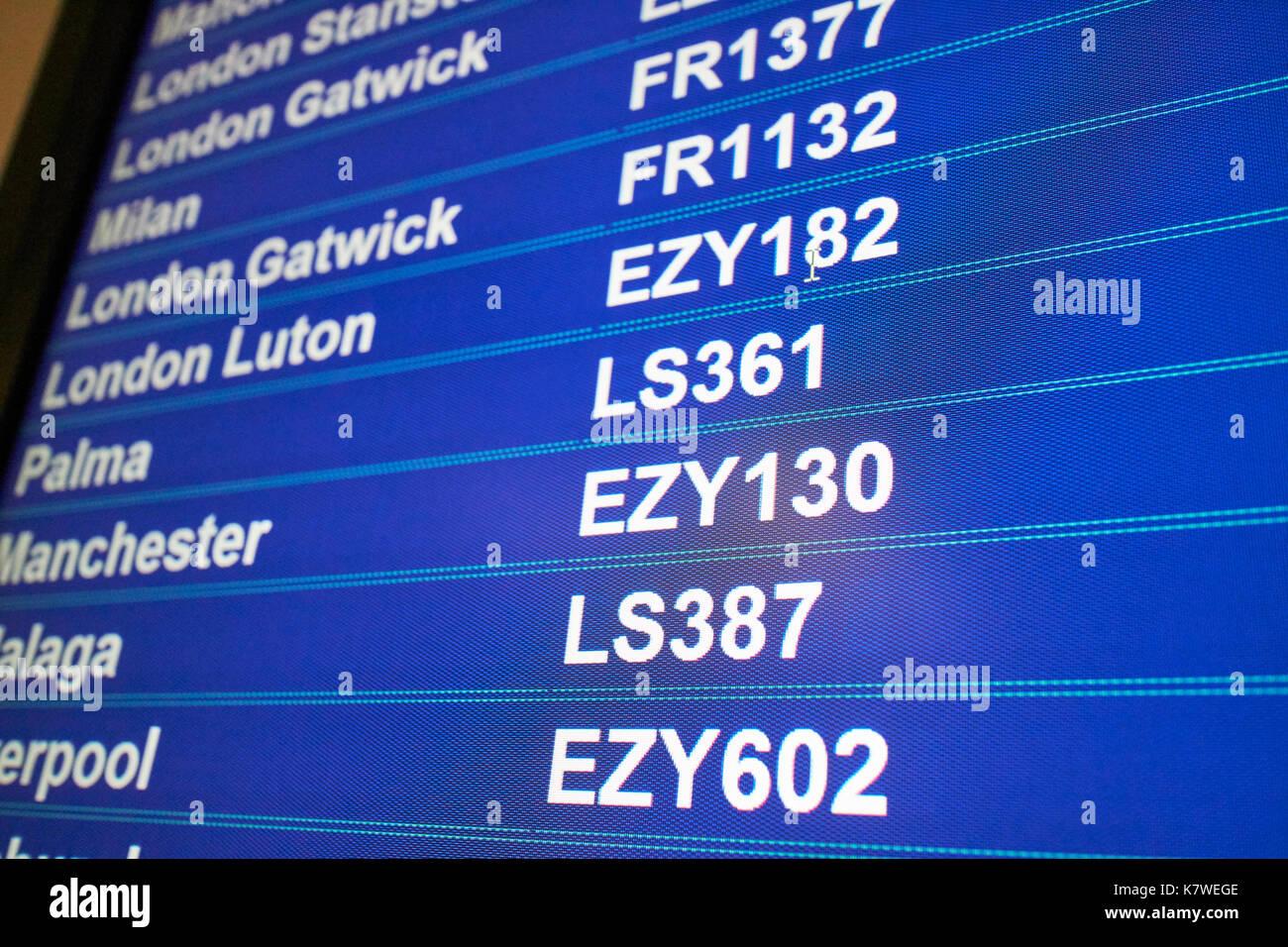 Easyjet Ryanair Stock Photos & Easyjet Ryanair Stock
