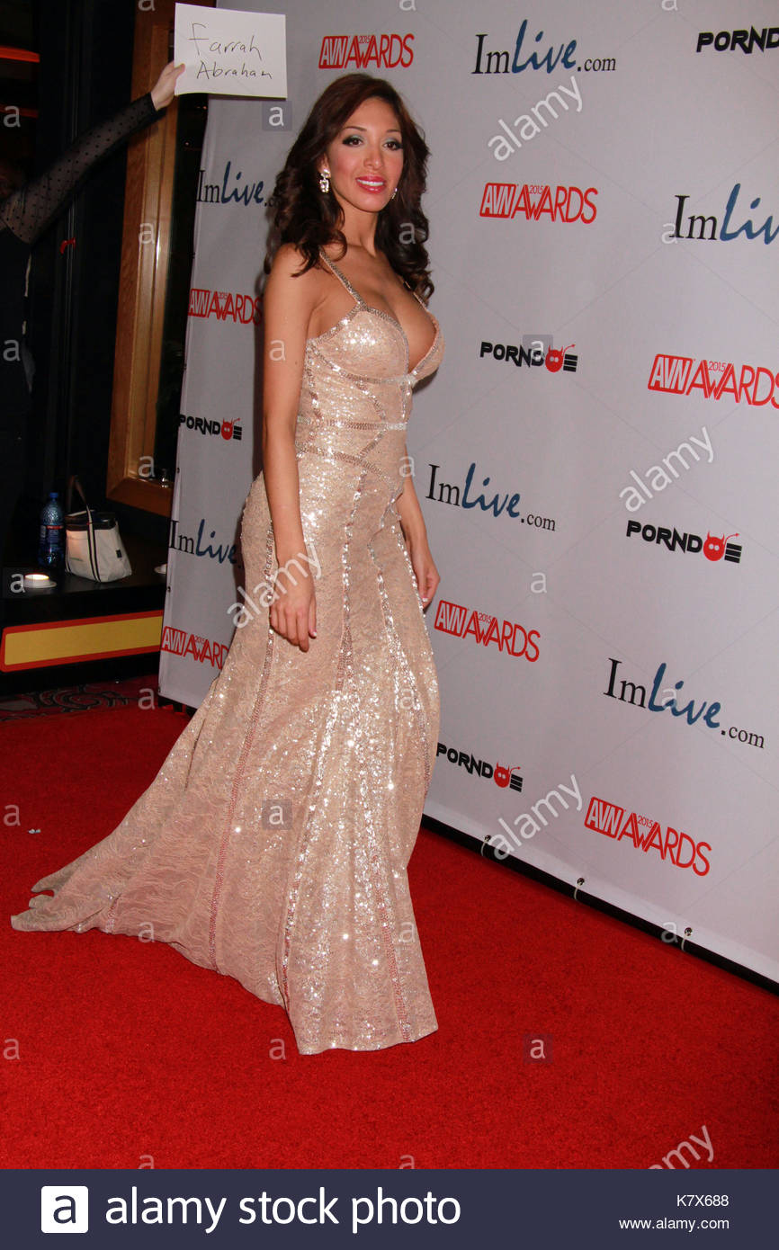 Stars Attend The AVN Awards 2015 Held At Joint Inside Hard Rock