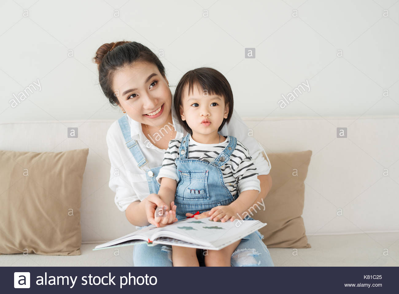 Asian moms and young men