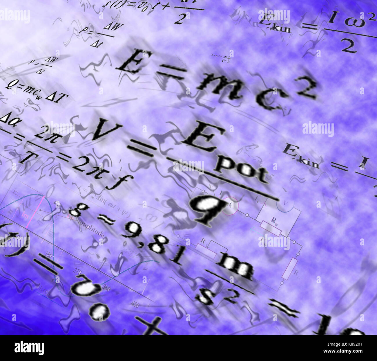 physical science wallpapers: Physics Equation Stock Photos & Physics Equation Stock