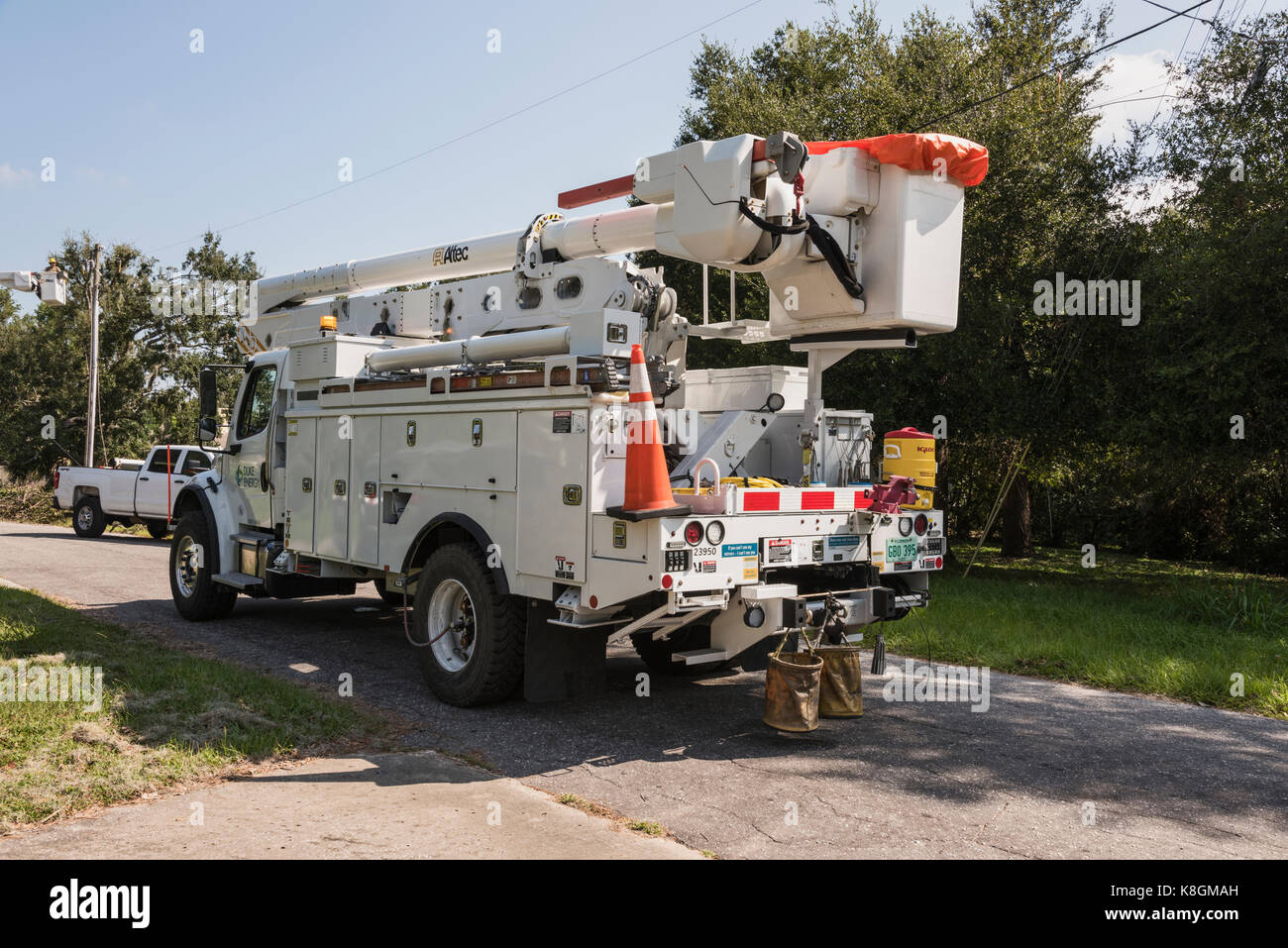 boom truck stock photos u0026 boom truck stock images alamy