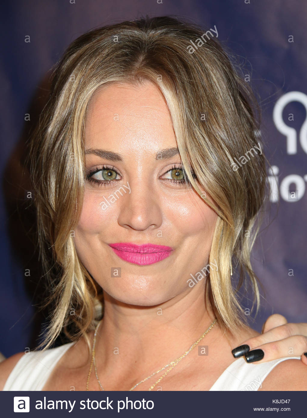 Kaley Cuoco Sweeting Celebrities At The 22nd A Night At Sardis