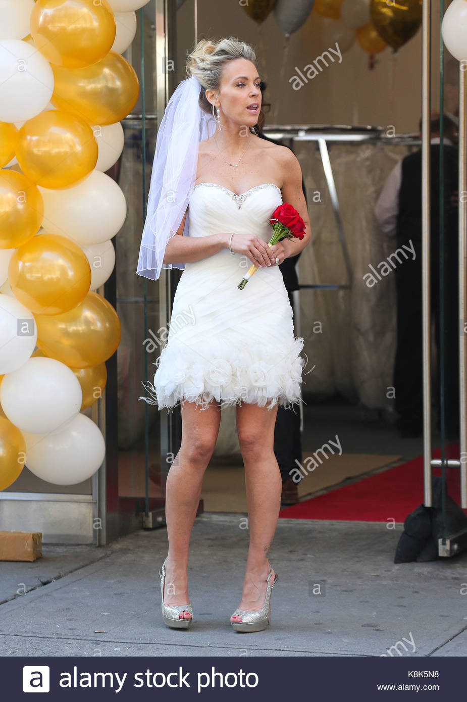 short wedding dress new york