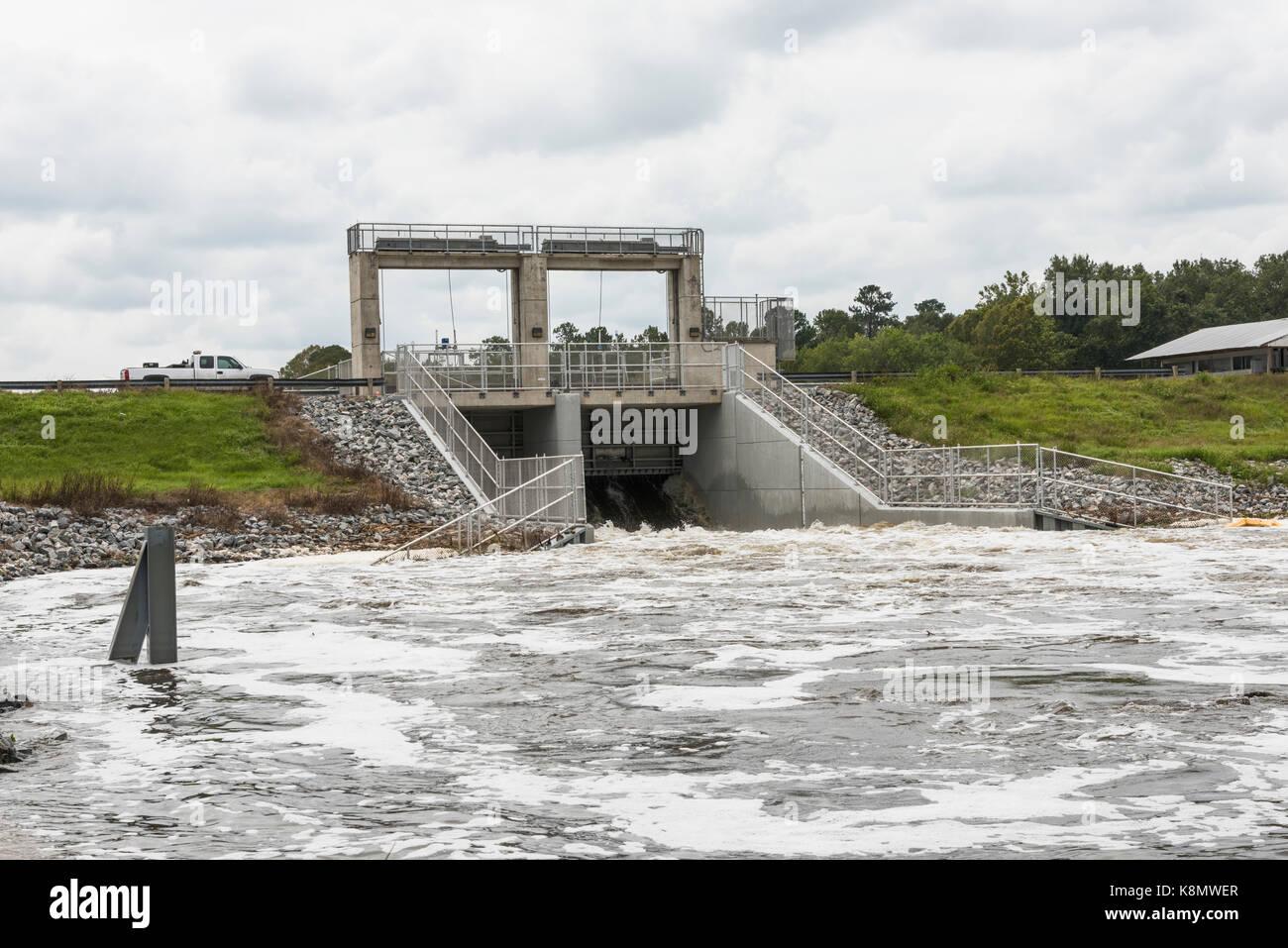 Flood Control System Stock Photos Flood Control System