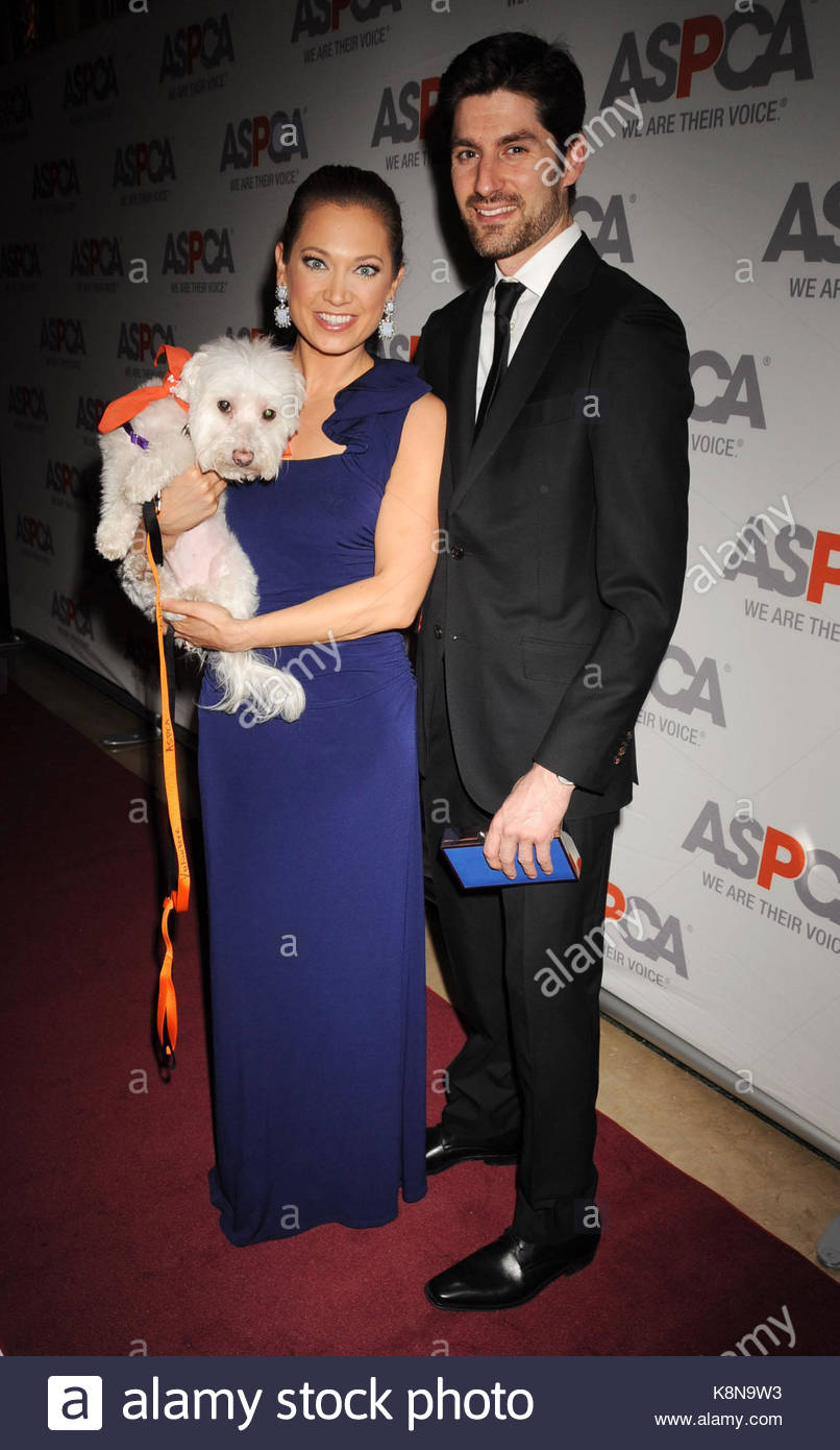 Ginger Zee Hot Pics with regard to ginger zee. 17th annual aspca bergh ball gala at the plaza hotel