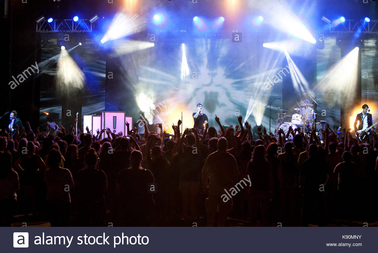 panic at the disco stock photos panic at the disco stock images alamy. Black Bedroom Furniture Sets. Home Design Ideas