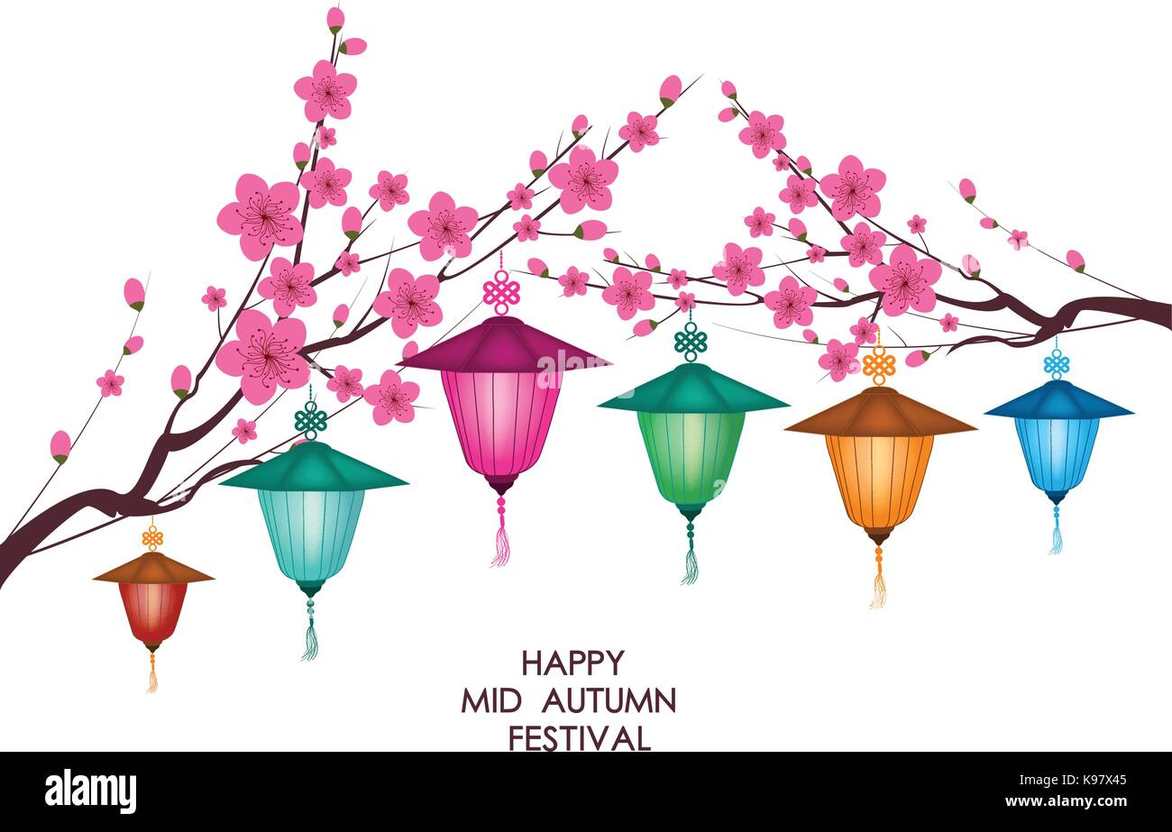 4acc81a5c traditional background for traditions of Chinese Mid Autumn Festival or Lantern  Festival