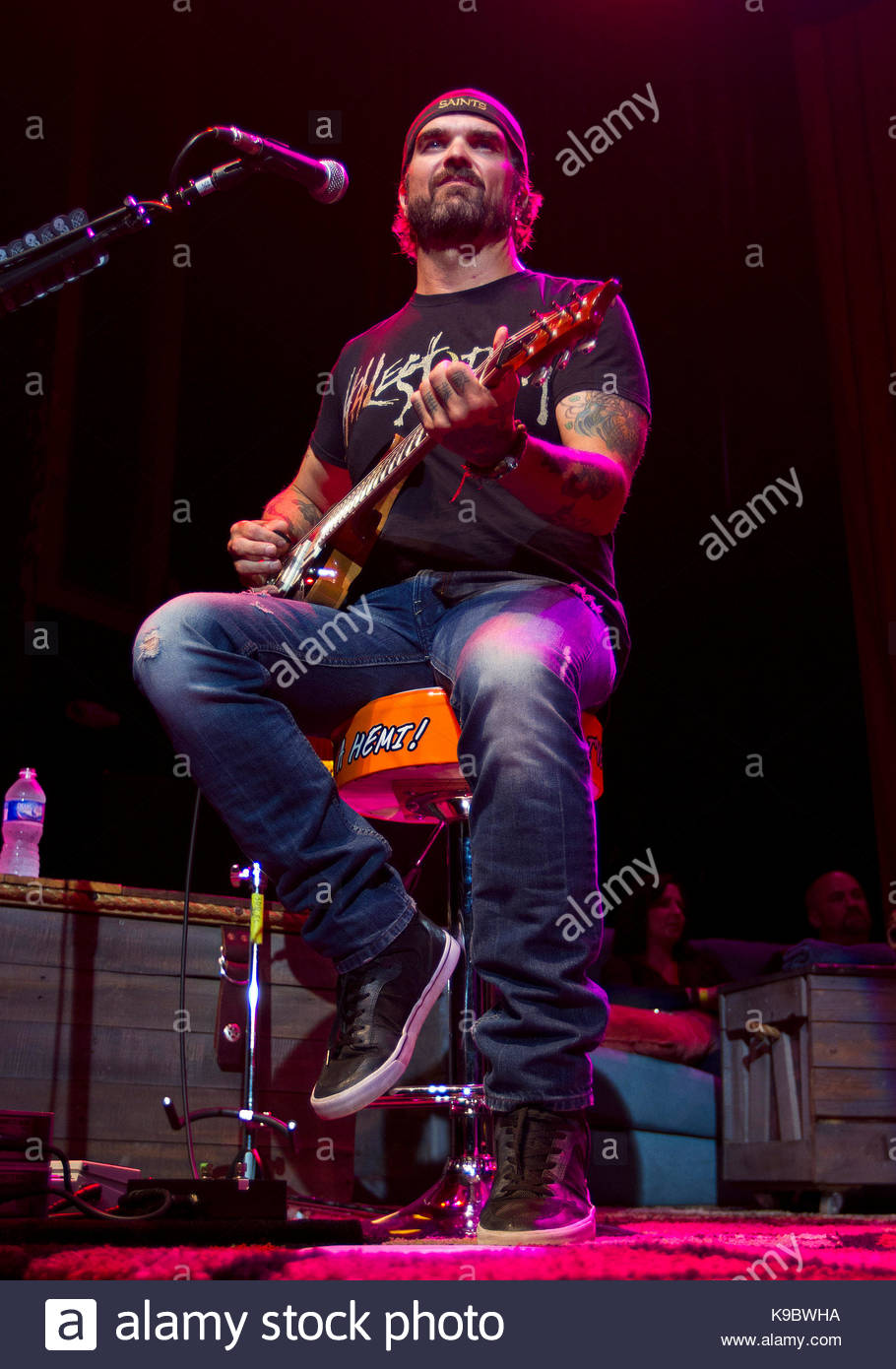 Hit rockers 3 Doors Down performed at The Tabernacle on Wednesday September 10 2014 in Atlanta GA. The performance was live-streamed on Yahoo! Music  sc 1 st  Alamy & Chris Henderson. Hit rockers 3 Doors Down performed at The Stock ...