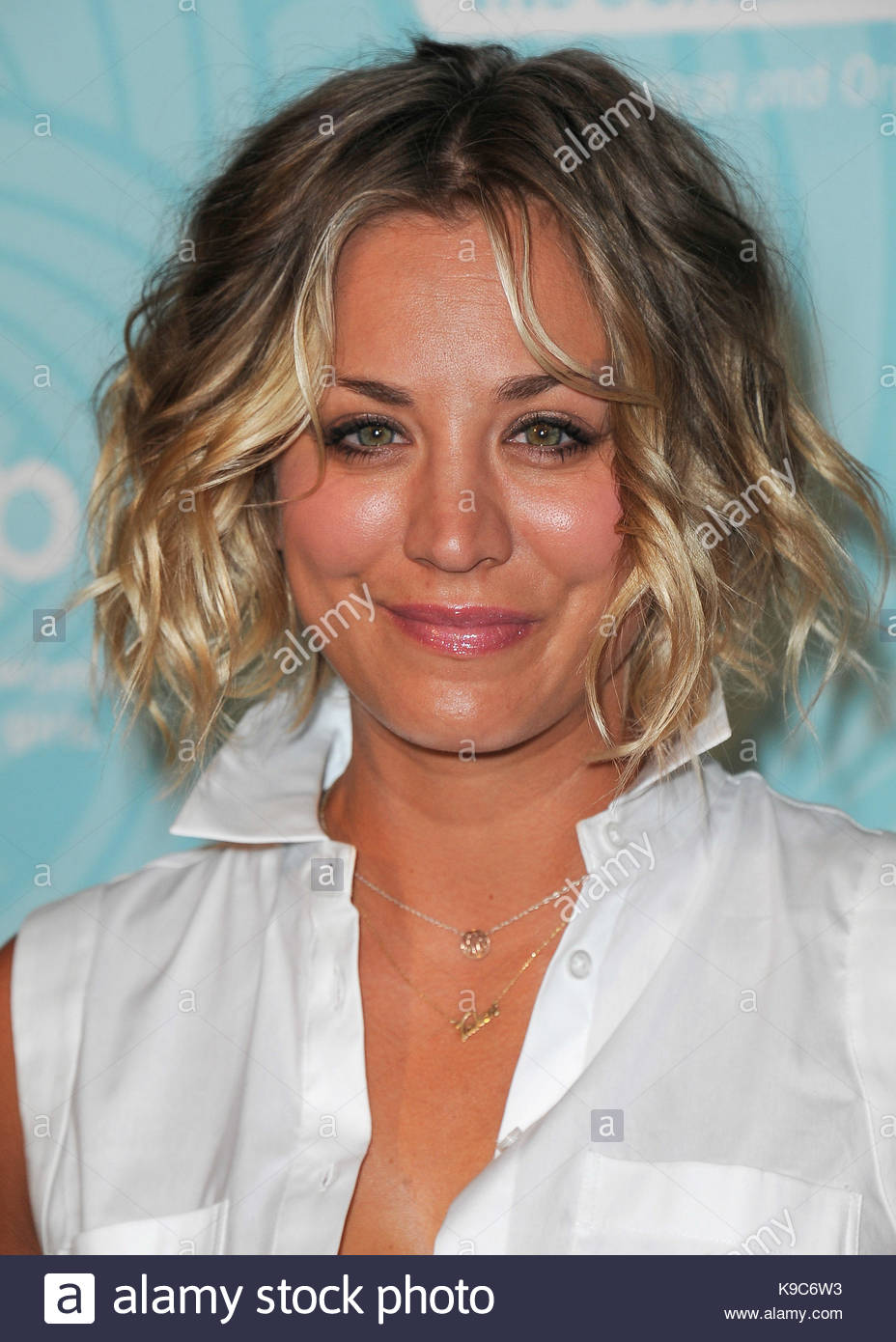 Kaley Cuoco Sweeting The Step Up 11th Annual Inspiration Awards At