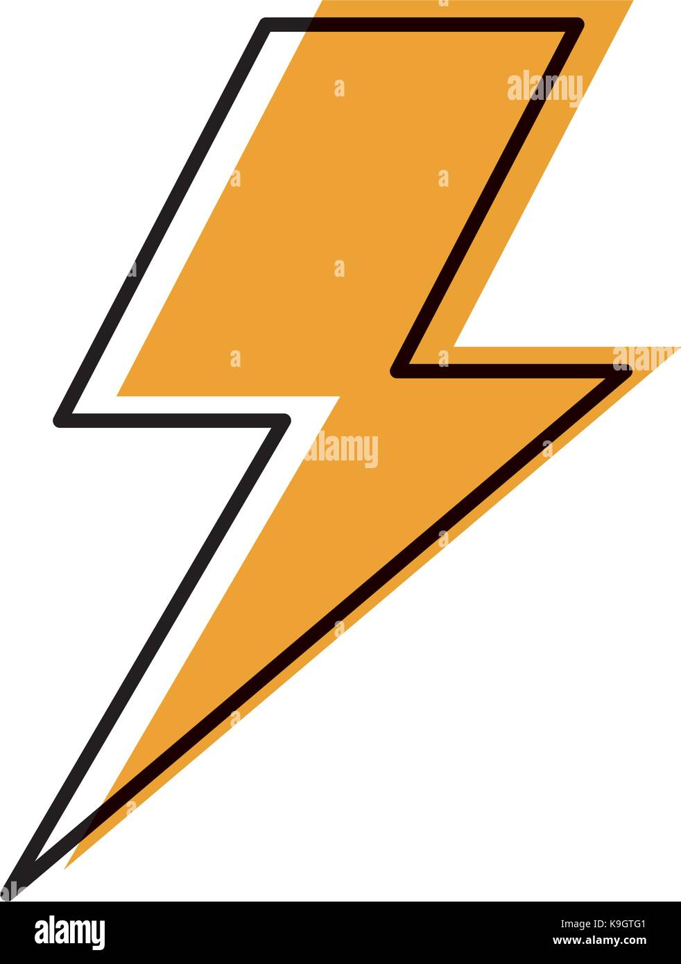 Warning sign electricity lightning bolt stock photos warning lightning bolt weather storm energy stock image buycottarizona