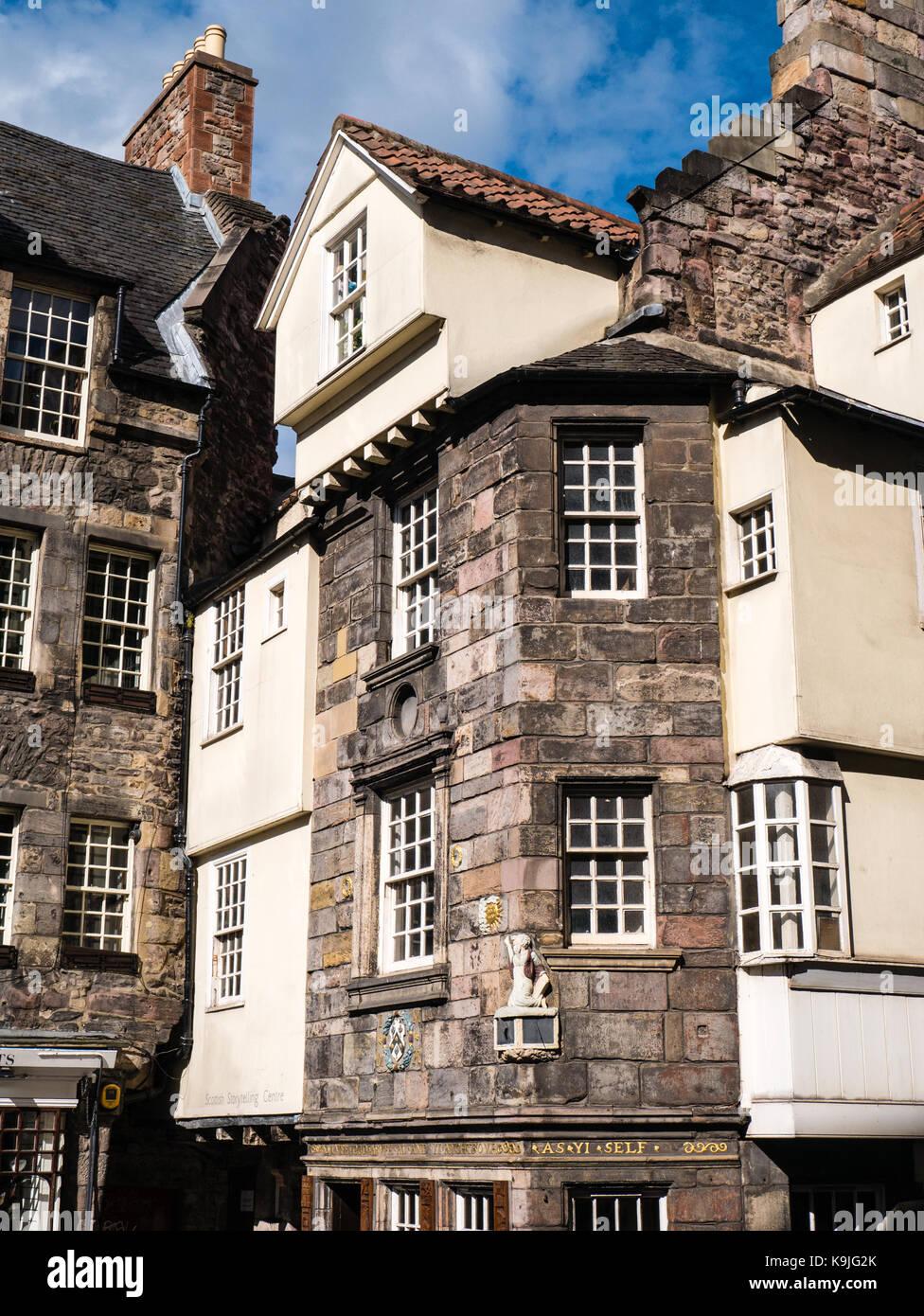 Scottish storytelling centre stock photos scottish for Classic house edinburgh