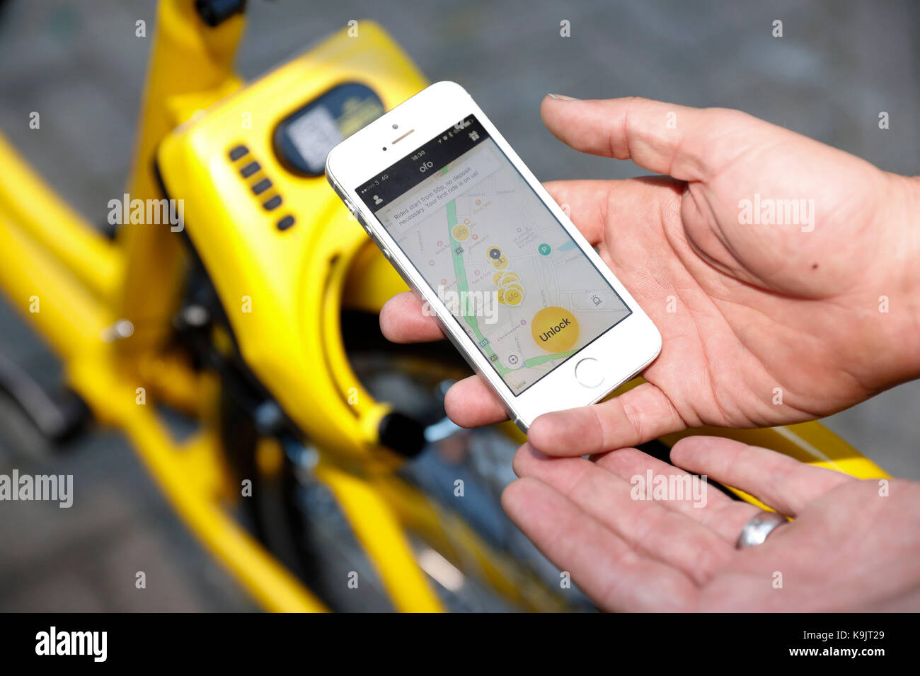 How to Unlock an Ofo Bike recommendations