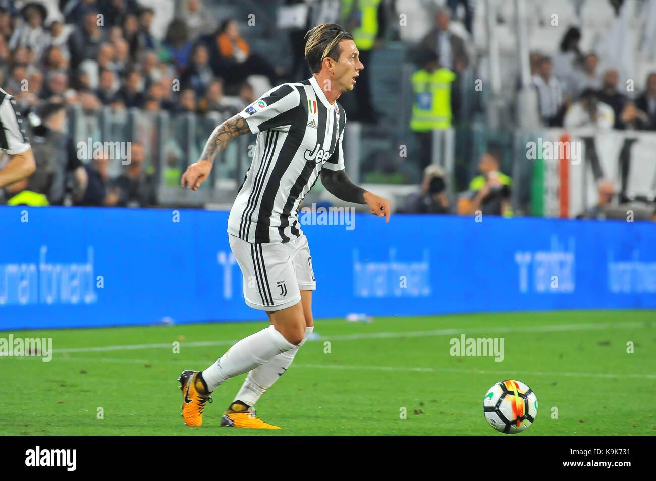 Federico Bernardeschi Juventus FC during the Serie A football