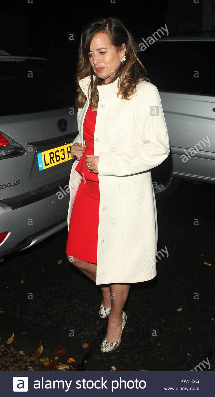 Jade Jagger Celebs leaving Mario Testinos 60th birthday party at