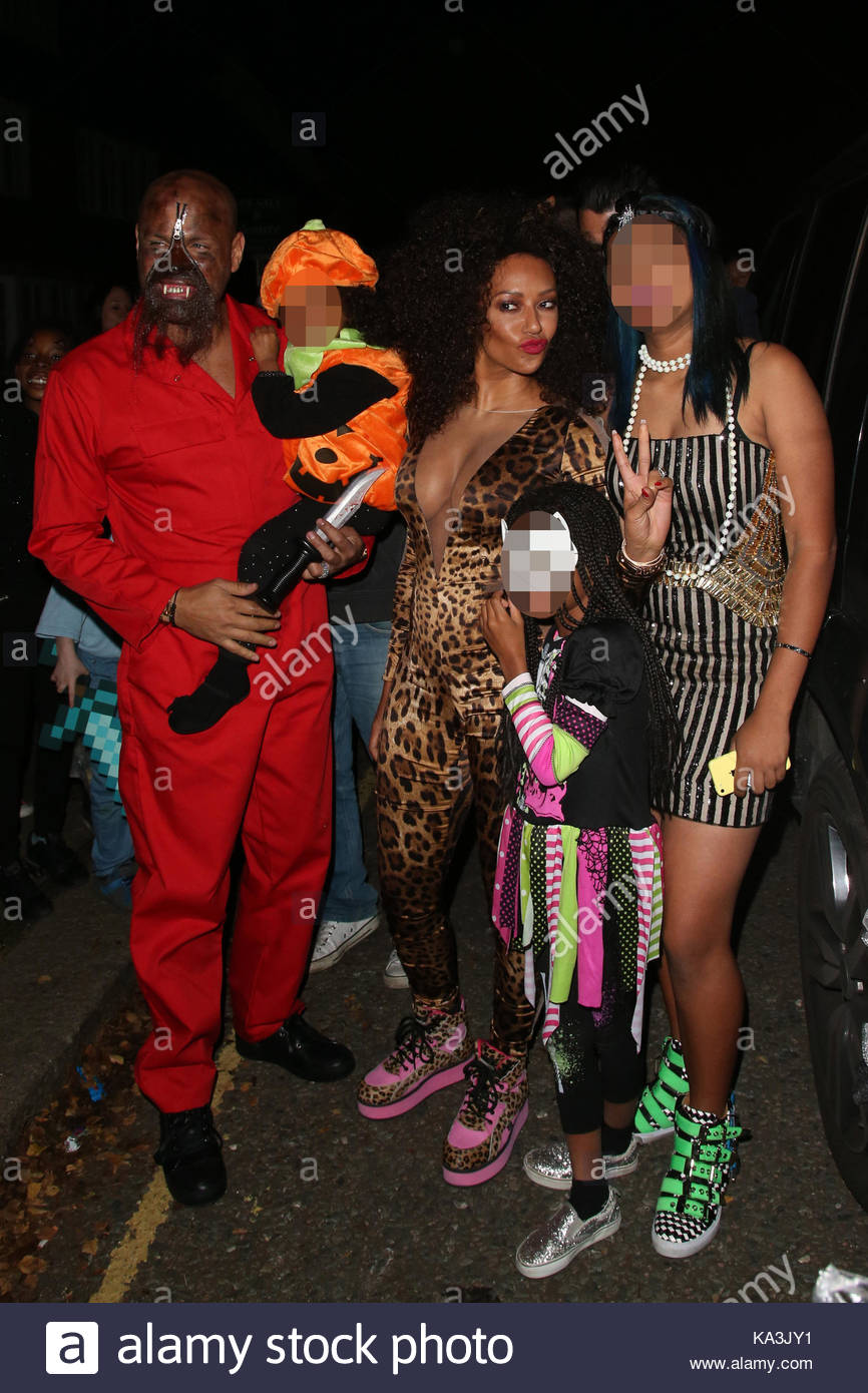 stephen belafonte mel b angel brown phoenix chi gulzar and madison belafonte jonathan ross halloween party in london