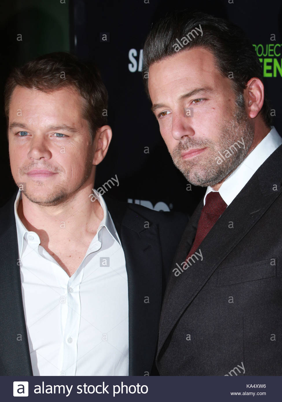 Ben Affleck And Matt Damon 2014