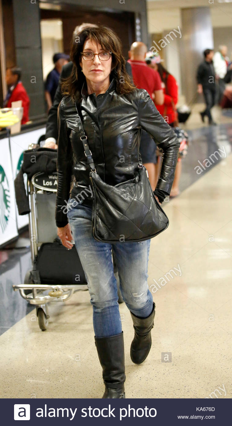 Katey Sagal And Married With Children Stock Photos & Katey ... Katey Sagal Leather