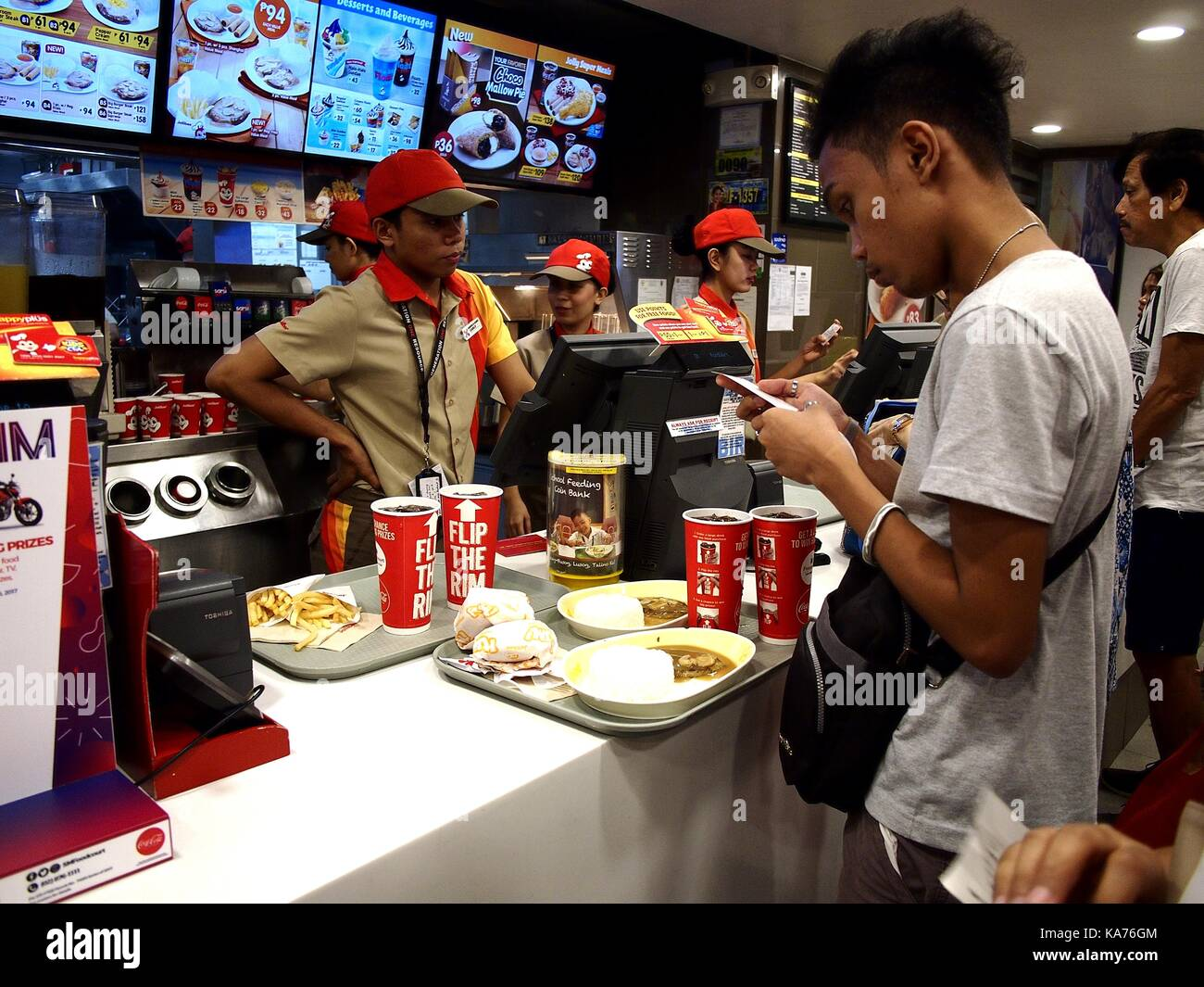 Chinese Fast Food Chain In The Philippines