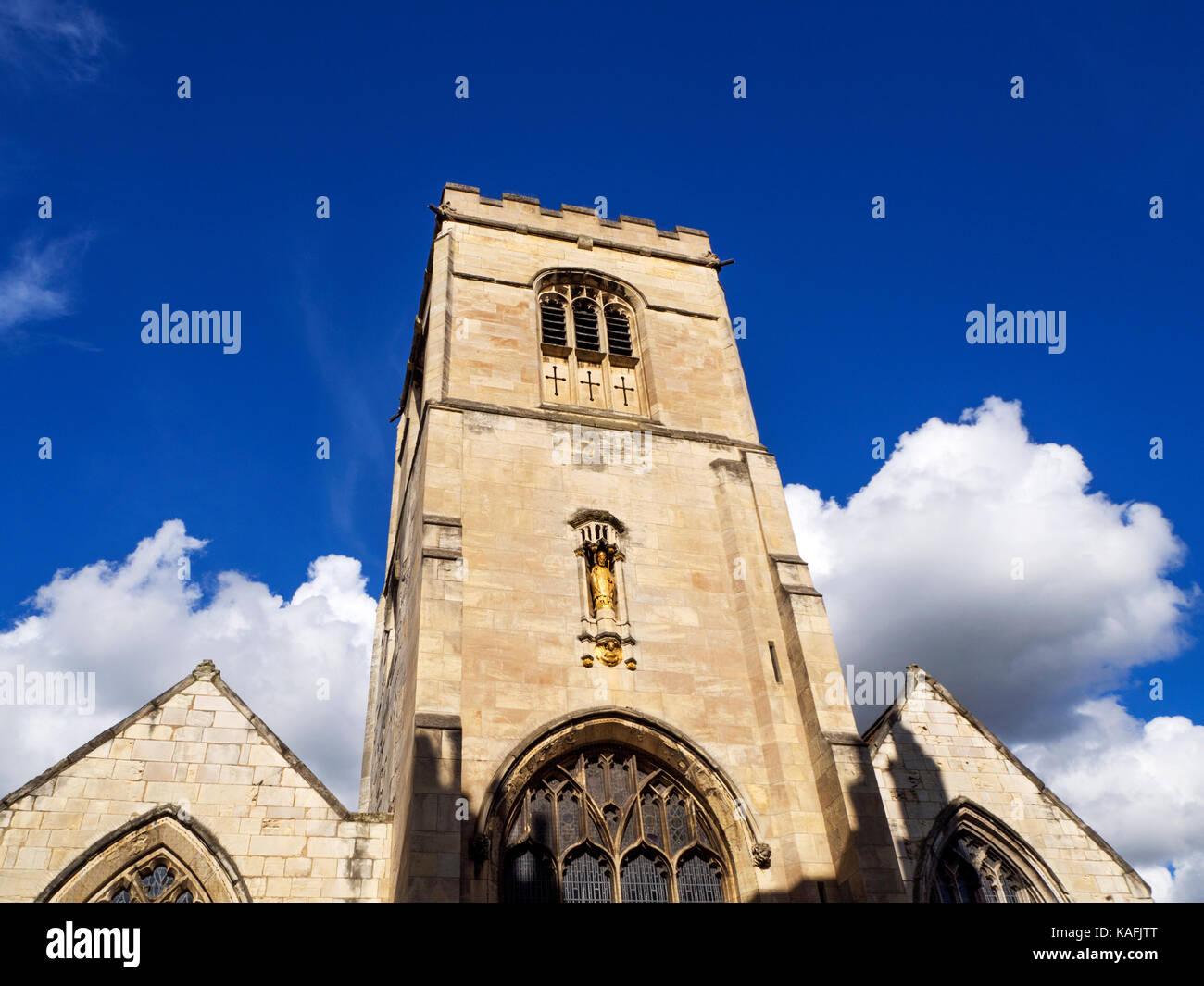 St Sampsons Church Church Street York Yorkshire England
