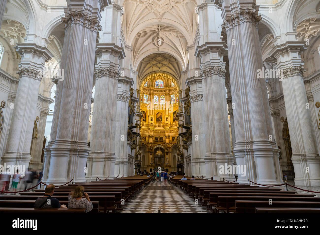 Santa maria mayor cathedral stock photos santa maria - El puerto de santa maria granada ...